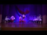 Русский народный танец  группы Камбрэ