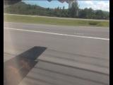 Посадка на Пхукет 14.11.2012  ATR-72